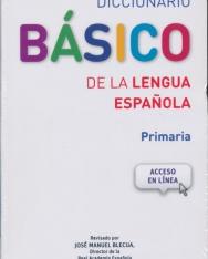 SM Diccionario Básico de la Lengua Espanola - Primaria - Acceso En Línea