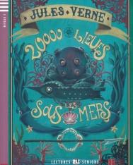 20000 Lieues sous les mers avec CD Audio - Lectures ELI Seniors Niveau 3