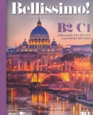 Bellissimo! B2-C1 Libro dello Studente con Eserciziario + Audio CD