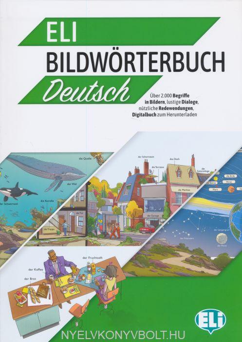 ELI-Bildwörterbuch (Deutsch) + E-Book online