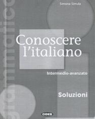 Conoscere L'Italiano 2 Intermedio-Avanzato - Soluzioni