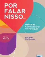 Por Falar Nisso...Manual de Expressao Oral em Portugues (Livro Segundo o Novo Acordo Ortográfico)