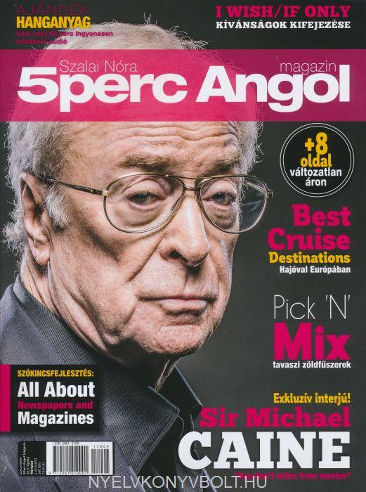 Öt Perc Angol Magazin 2017 Április