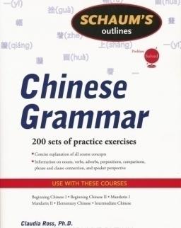 Schaum's Outlines - Chinese Grammar