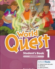 World Quest Level 1 Student's Book with MultiROM