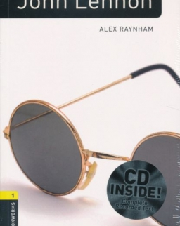 John Lennon with Audio CD Factfiles - Oxford Bookworms Library Level 1