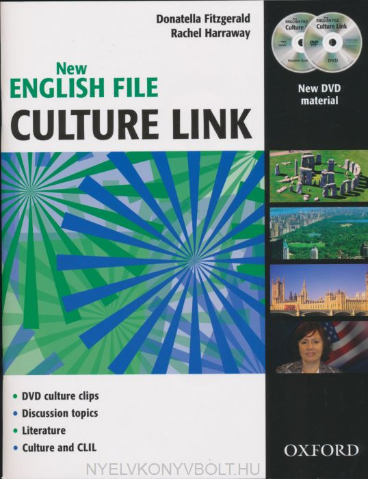 New English File Culture Link with DVD and Audio CD