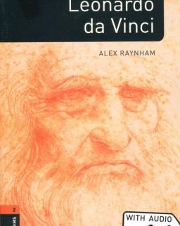 Leonardo Da Vinci Factfiles with Audio Download - Oxford Bookworms Library Level 1