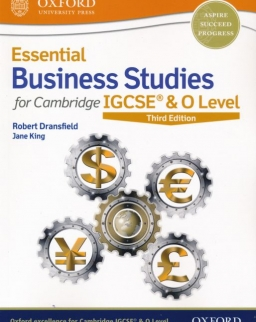 Essential Business Studies for Cambridge IGCSE® & O Level Student's Book Third Edition