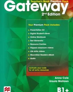 Gateway 2nd Edition B1+ Teacher's Book Pack