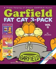 Garfield Fat Cat 3-Pack (Colorized edition) Volume 11 (képregény)