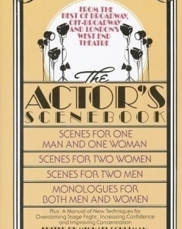 The Actor's Scenebook - From the Best of Broadway, Off-Broadway and London's West End Theatre