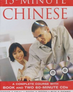 Eyewitness Travel - 15-Minute Chinese Book and Double CD Pack