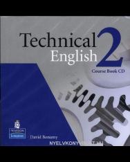 Technical English 2 Class Audio CD