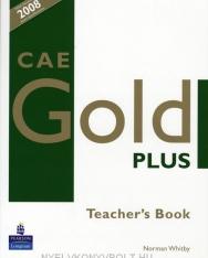 CAE Gold Plus Teacher's Book