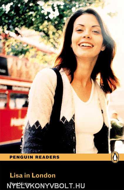 Lisa in London - Penguin Readers Level 1