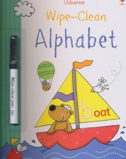 Alphabet (Usborne Wipe Clean Books)