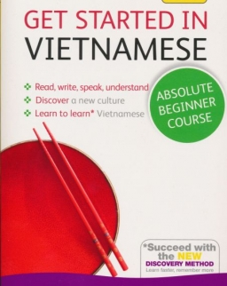 Teach Yourself - Get Started in Vietnamese with MP3 Audio CD