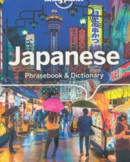 Japanese Phrasebook and Dictionary 9th edition - Lonely Planet