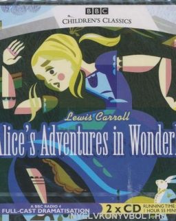 Lewis Carroll: Alice's Adventures in Wonderland - Audio CD