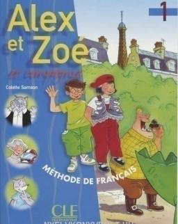 Alex et Zoé 1 Livre de l'éleve