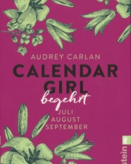 Audrey Carlan: Calendar Girl - Begehrt: Juli/August/September (Calendar Girl Quartal, Band 3)