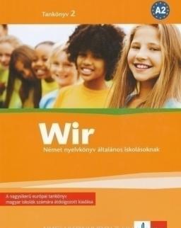 Wir 2 Tankönyv A2