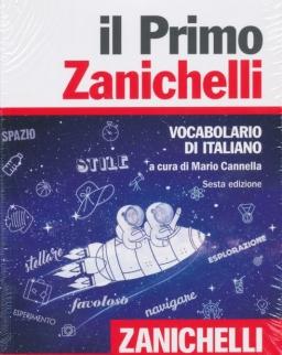Il primo Zanichelli - Vocabolario di italiano