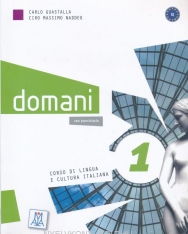 Domani 1 con eserciziario + DVD - corso di lingua e cultura italiana