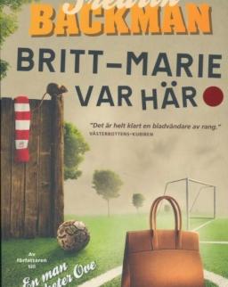 Fredrik Backman: Britt-Marie var här