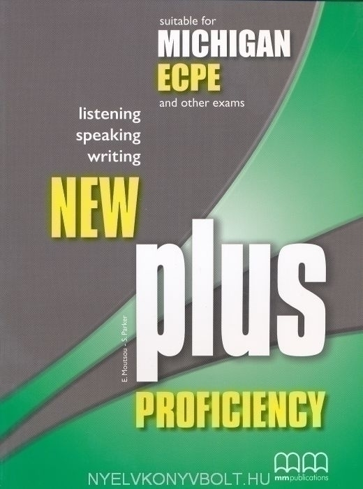 New Plus Proficiency Student's Book