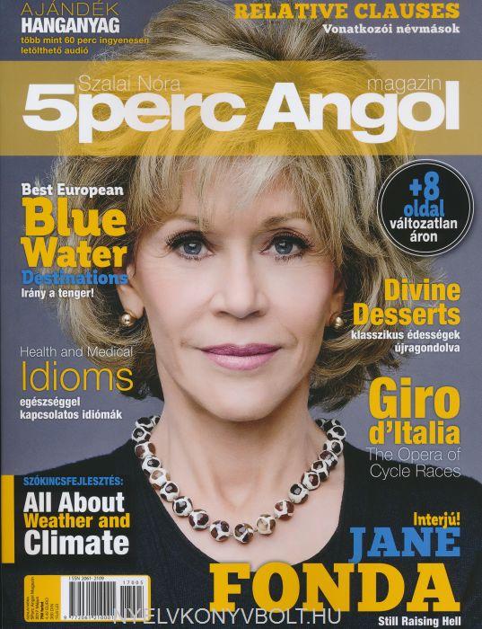 Öt Perc Angol Magazin 2017 Május