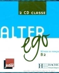Alter ego 4 - Méthode de francais niveau B2 CD pour la classe (2)