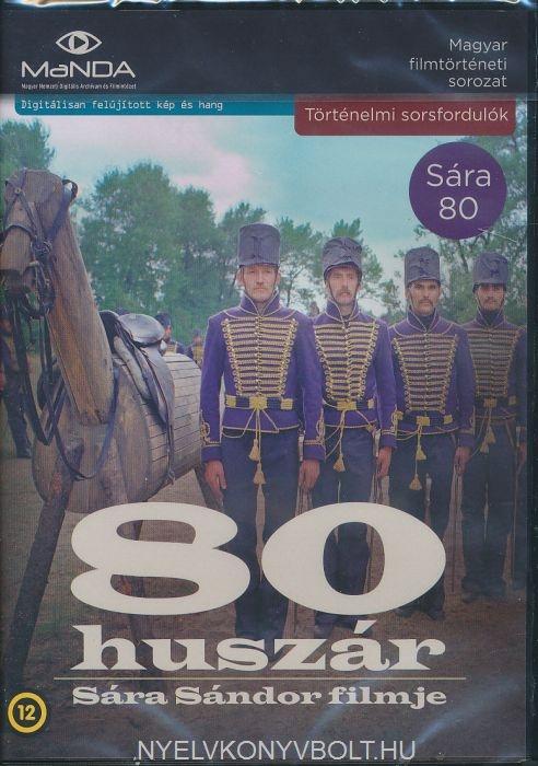 80 huszár DVD