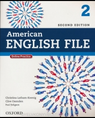 American English File 2nd Edition 2 SB+Oxford Online Skills Program