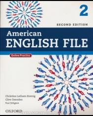 American English File 2nd Edition 2 SB+Oxford Online Skills Program