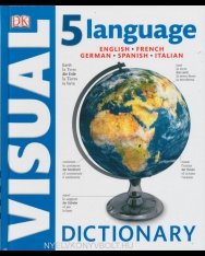 5 Language Visual Dictionary (English-French-German-Spanish-Italian)