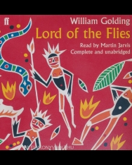 William Golding: Lord of the Flies Audio Book (6CDs)