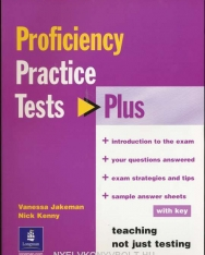 Proficiency Practice Tests Plus with Key
