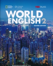 World English 2 Student's Book with Student CD-Rom - Second Edition
