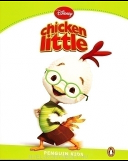 Chicken Little - Penguin Kids Disney Reader Level 4