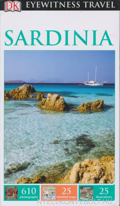 DK Eyewitness Travel Guide - Sardinia