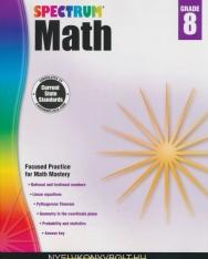 Spectrum Math Grade 8