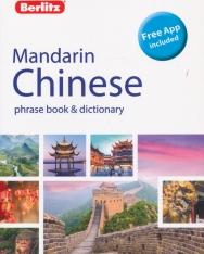 Berlitz Mandarin Chinese phrase book & dictionary