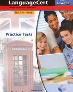 Succeed in LanguageCert - CEFR B2 - Practice Tests  - Teacher's Book