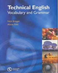 Technical English - Vocabulary and Grammar