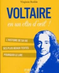Virginie Rodde: Voltaire en un clin d'oeil