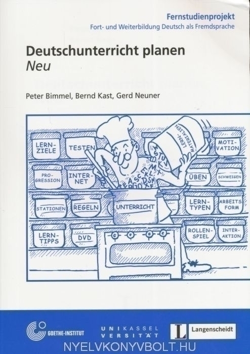 Deutschunterricht planen mit DVD - Neu