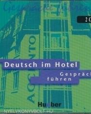 Deutsch im Hotel Gespräche führen CD