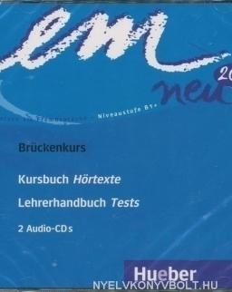 Em neu 2008 Brückenkurs CD